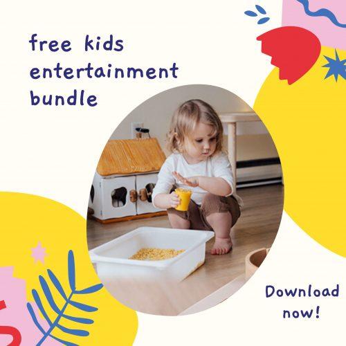 Free kids entertainment bundle